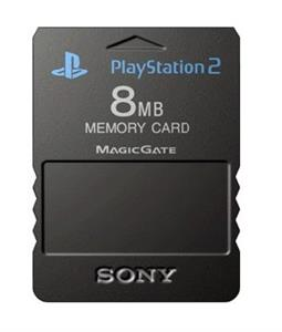 SONY Play Station 2 Memory Card 8MB